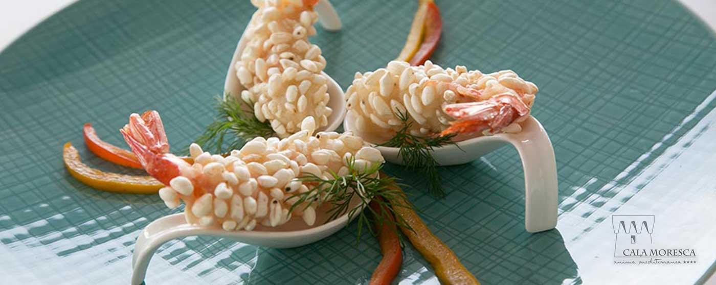 Cala Moresca Cucina
